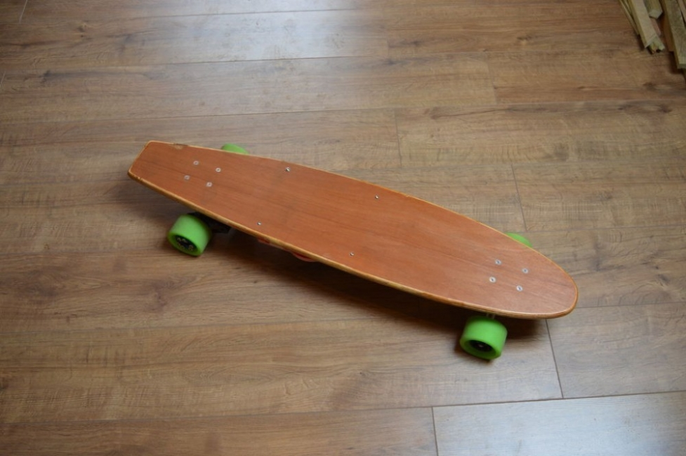 Longboard eléctrico - tabla