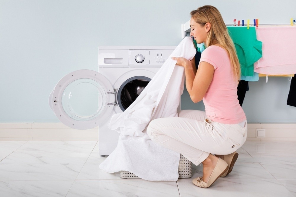 Lavar las sábanas