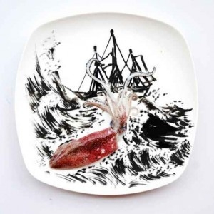 Originative food art created by Hong Yi 11