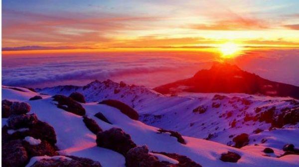 Kilimanjaro-Tanzaniaok