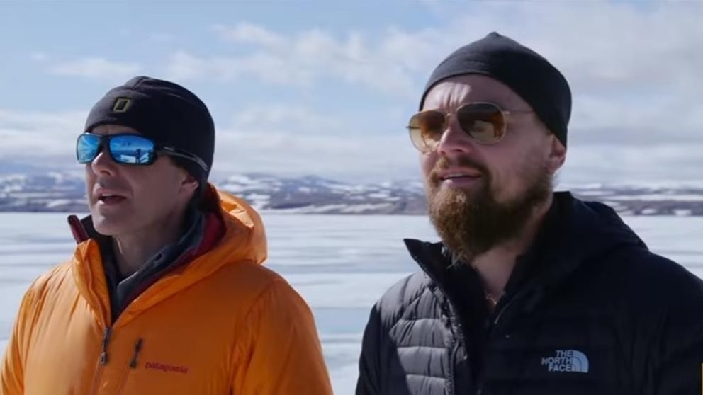 docuemental trailer di caprio cambio climático