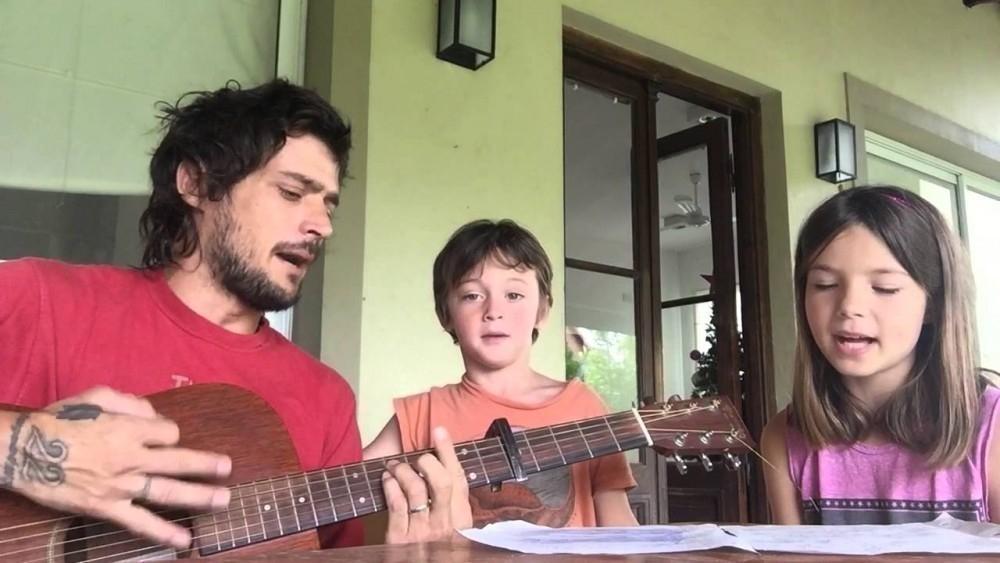 La historia de una familia que le cantó al mundo un mensaje de amor y alegría - familia otamendi