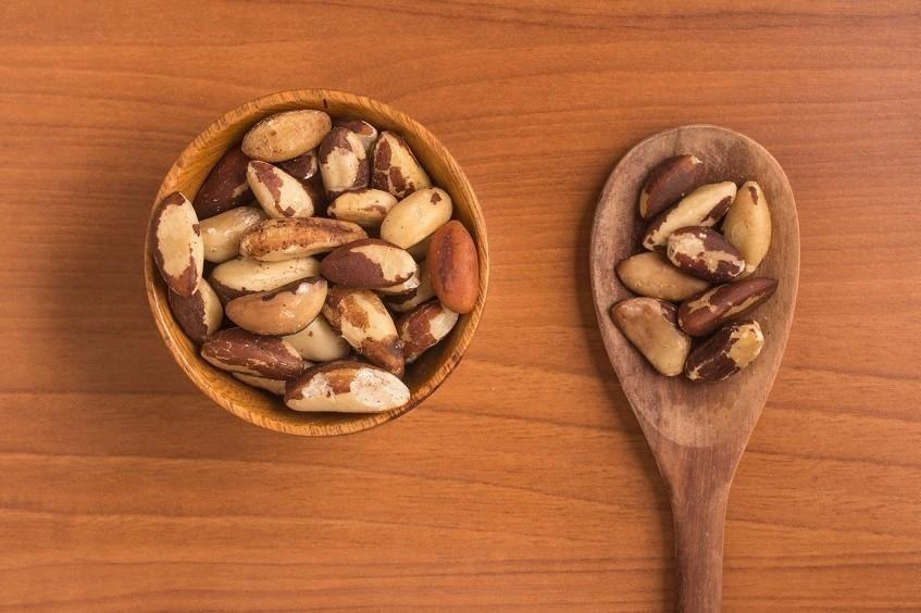 nueces brasileñas