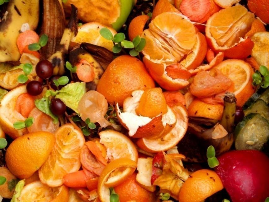 Italia -derroche  comida
