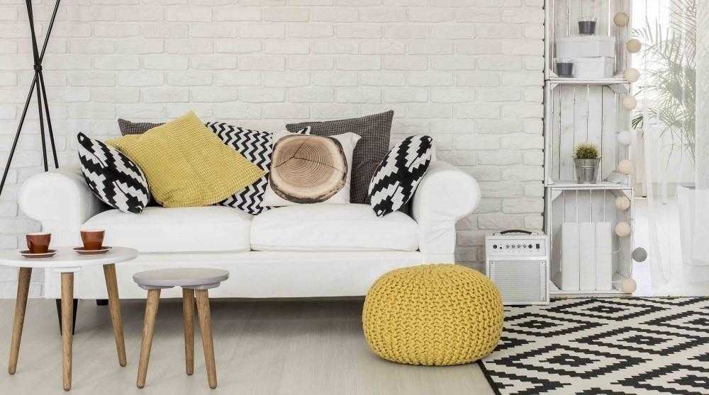 truco para limpiar el sofá
