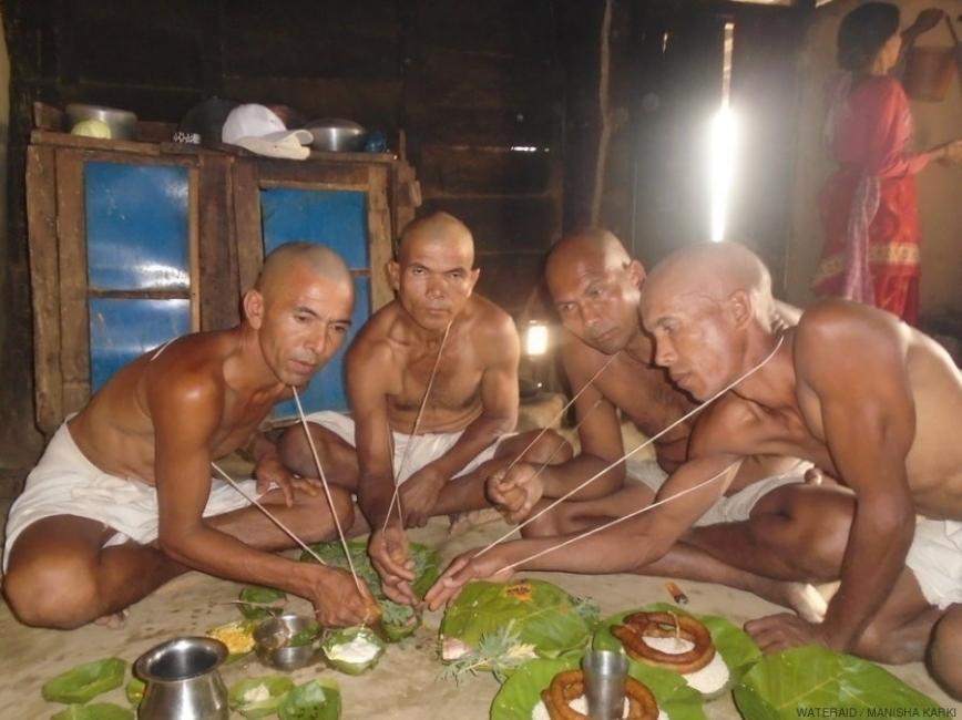 fotografías regla nepal