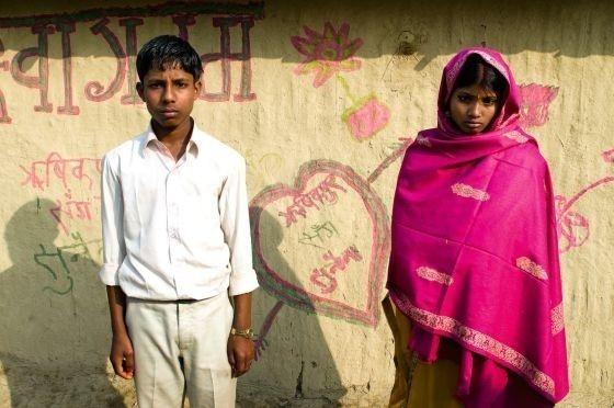 Más de 140 millones de niñas contraerán matrimonio entre 2011 y 2020