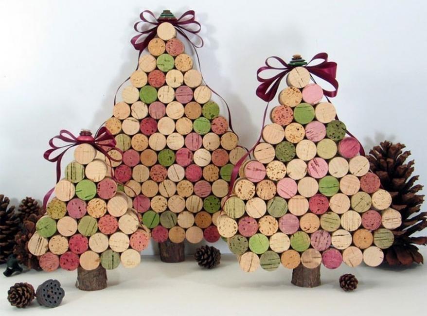 20 ideas navideñas para decorar tu hogar en menos de una hora- arbol navideño