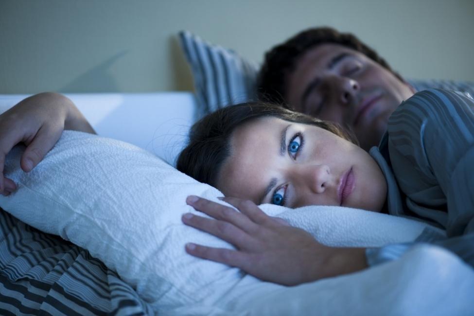técnica para dormir en un minuto- desvelarse