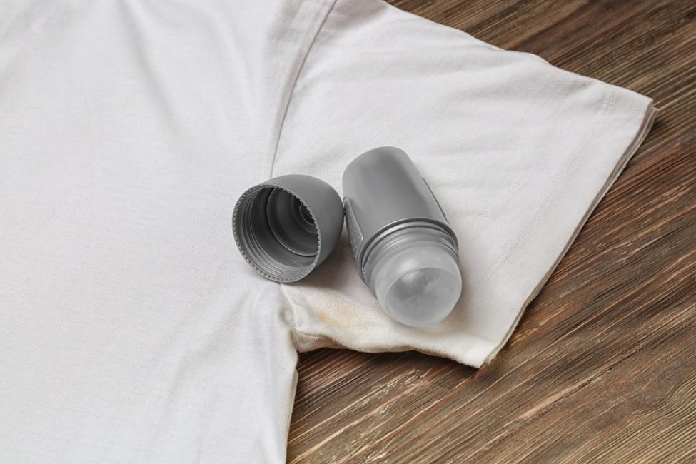 ropa blanca manchas