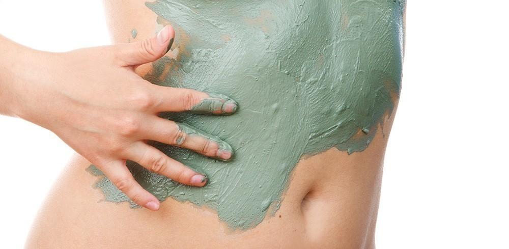 Parche para reducir el abdomen de manera natural- aplicación