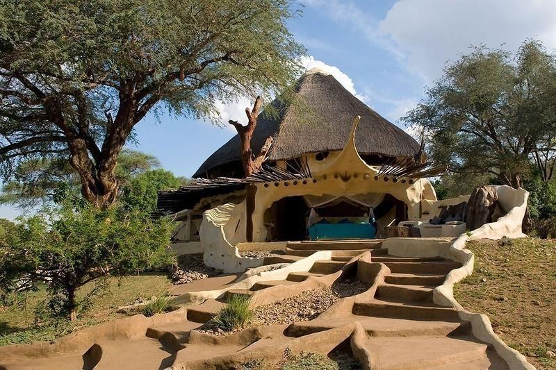 Una casa ecológica de ensueño