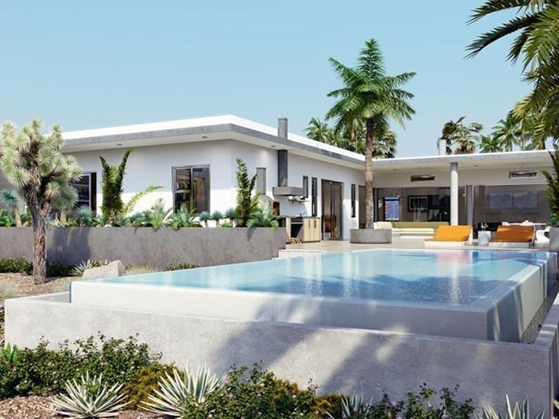 Trajan Developments- diseños hogares sustentables
