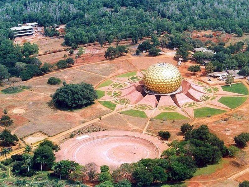 Auroville vista