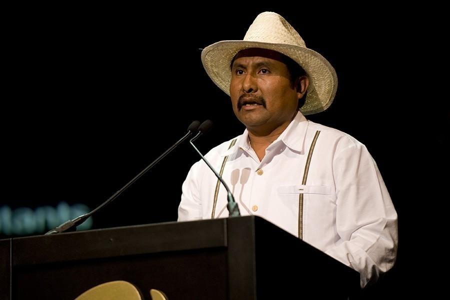 ganador del Premio Nobel de Ecología - méxico- Jesús León Santos