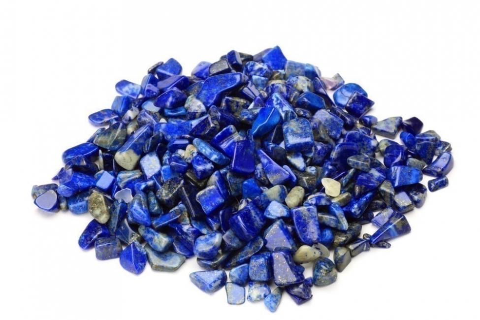 Piedras naturales: usos y propiedades- Lapislázuli