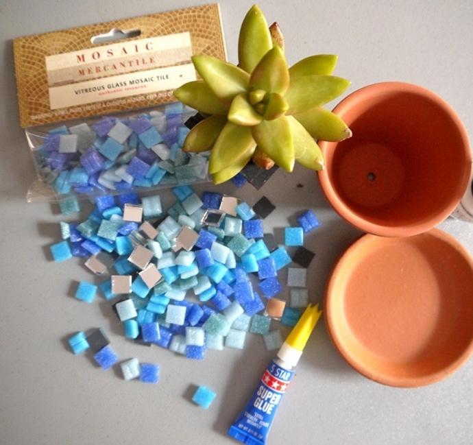 c mo hacer mosaiquismo para decorar objetos la casa y el On mosaiquismo tecnicas materiales