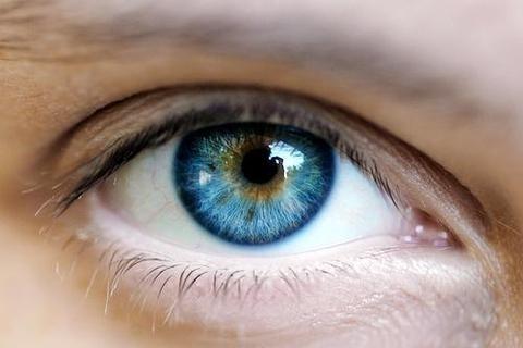 ojo viendo