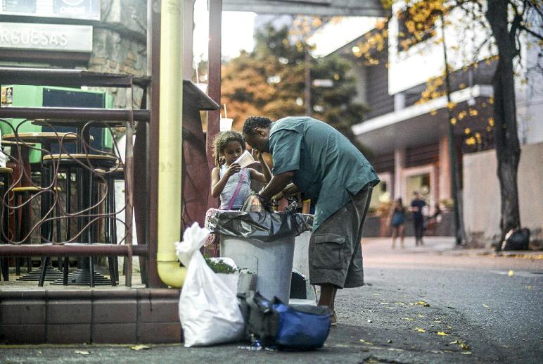 Latinoamerica tiene altos índices de pobreza