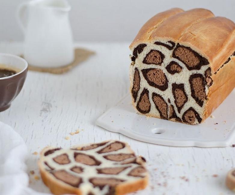 Pan de leopardo - terminado