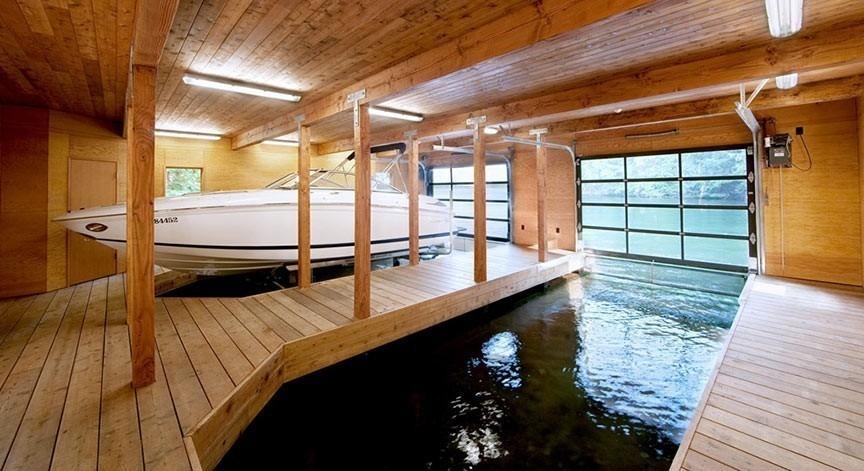 casa flotante- amarradero
