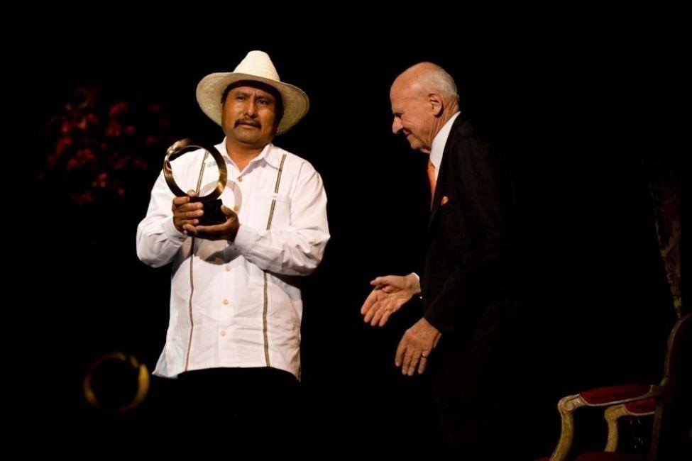 ganador del Premio Nobel de Ecología - méxico