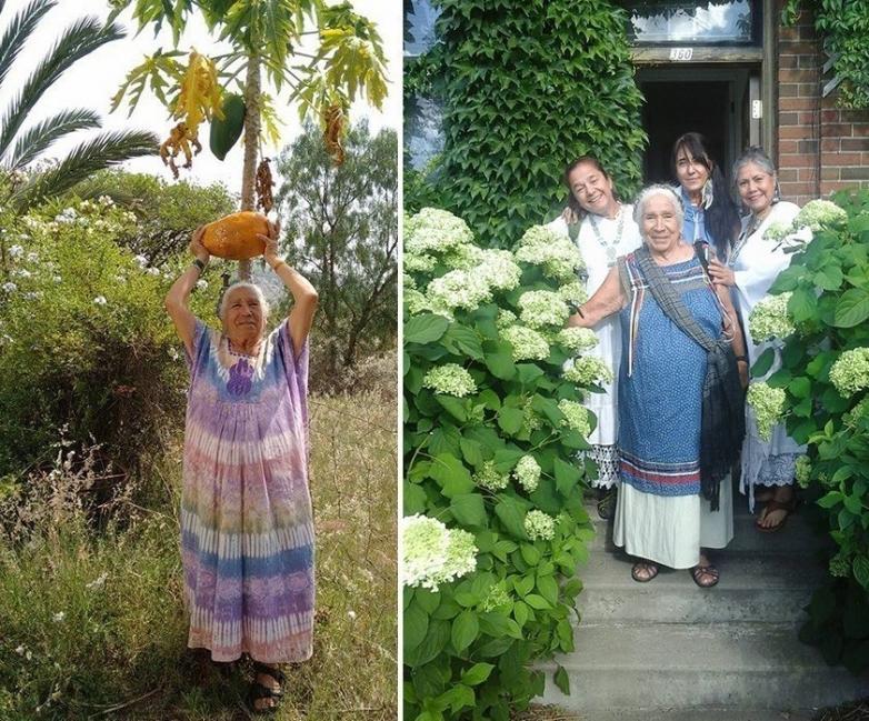 abuela margarita- méxico