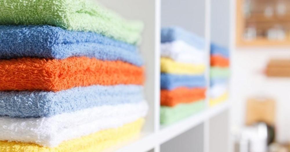 trucos para hacer que tus cosas queden como nuevas- toallas