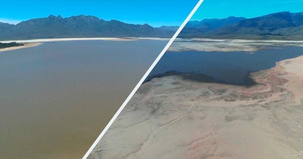 Solo tres meses de plazo tiene esta ciudad para quedarse sin agua