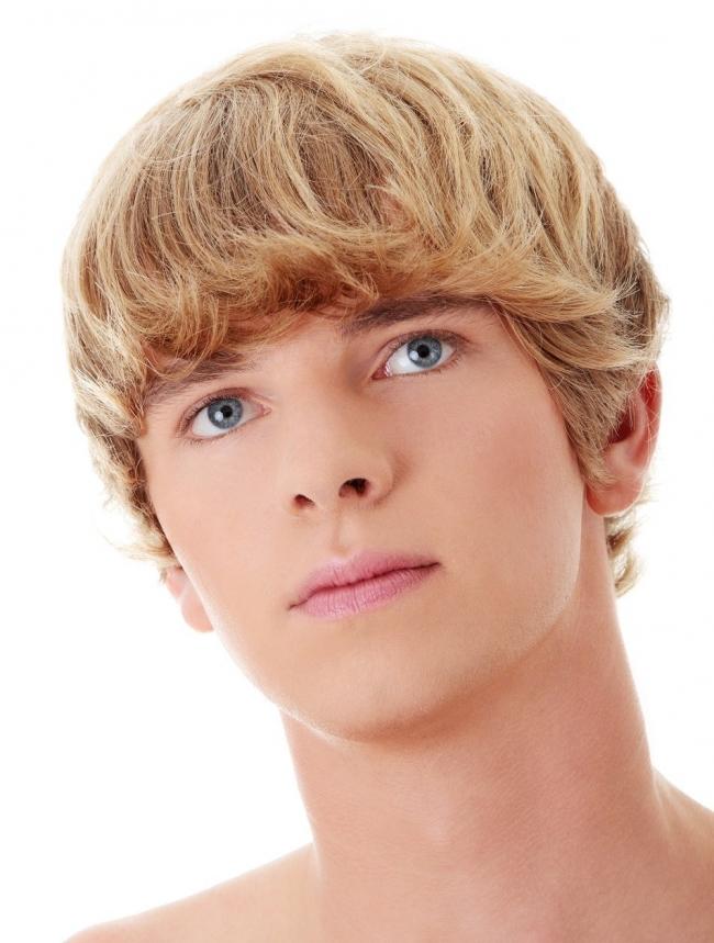 shampoo natural para cabello rubio