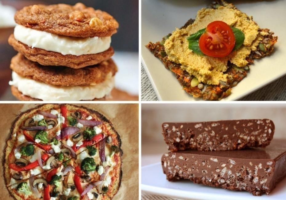 Bajar de peso sin comer harinas
