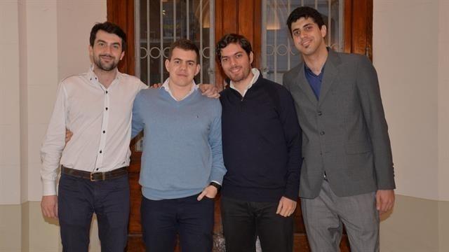 Creadores de la app PictoTEA
