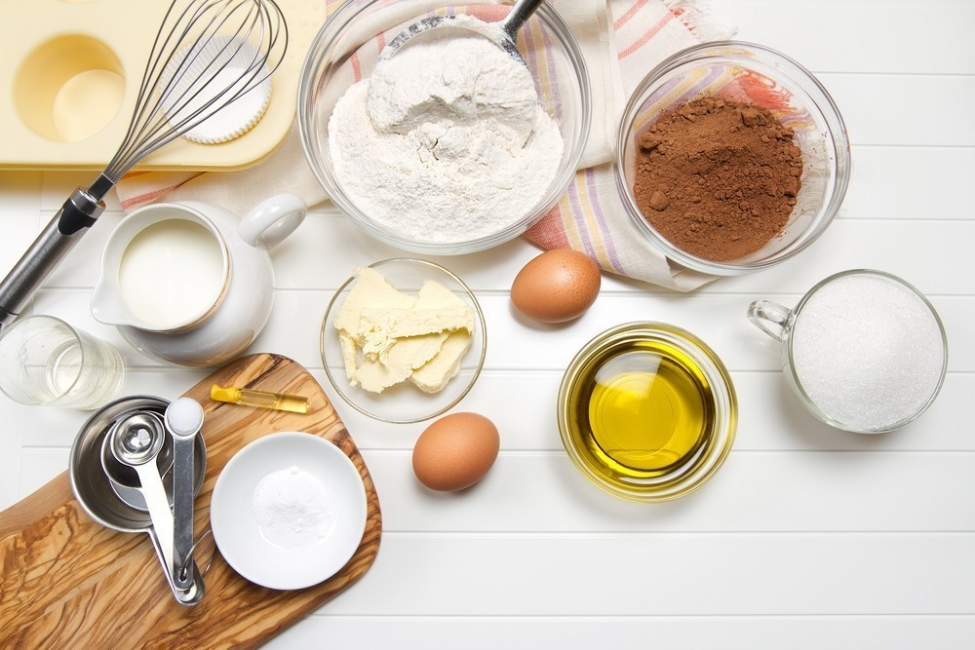 ingredientes hojaldre con mousse