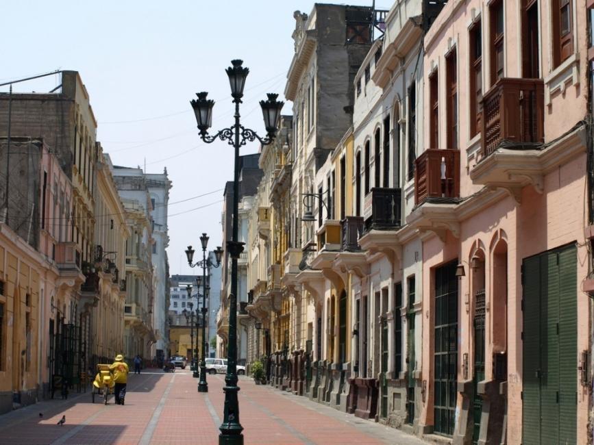 Perú - Lima ciudad