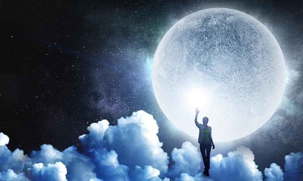 super luna amor