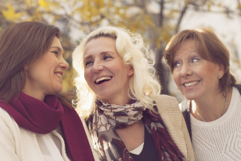 Consejos mujeres de 60