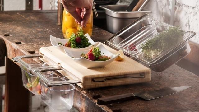 accesorio práctico para cocinas pequeñas