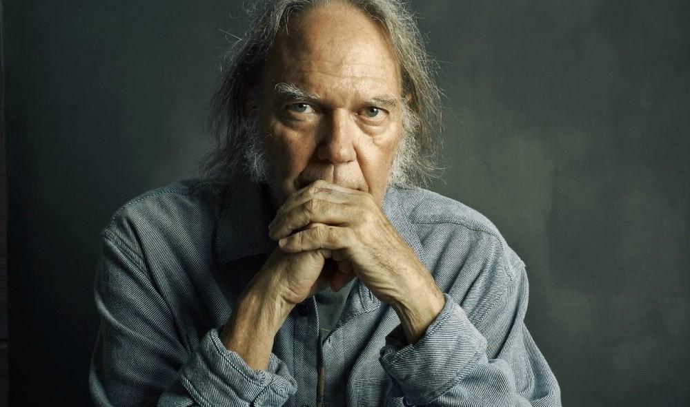 Neil Young monsanto