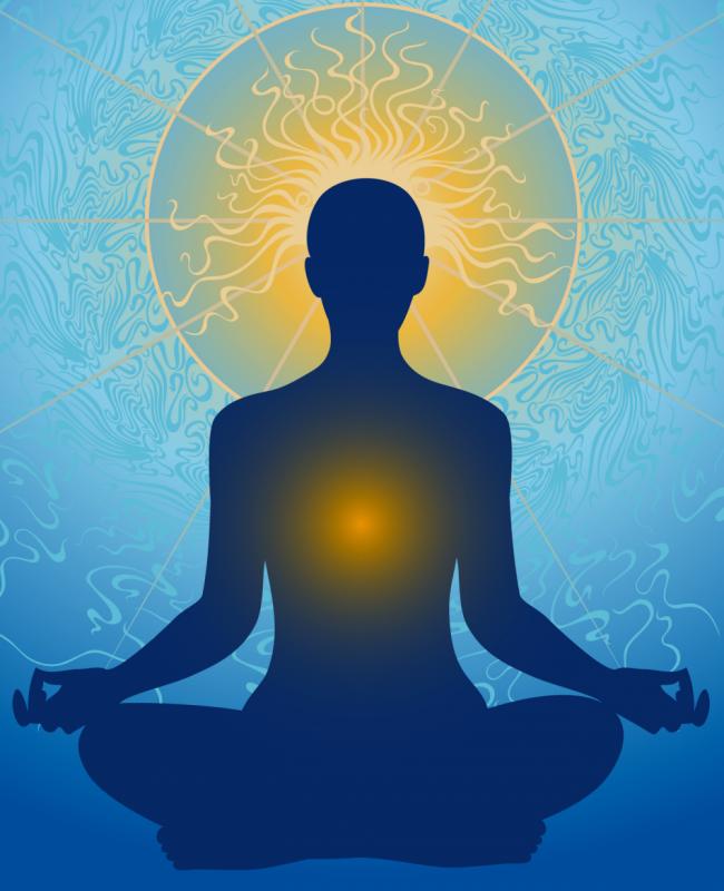 meditación cuerpo
