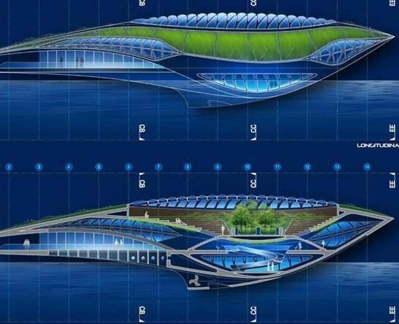 El barco ecológico del futuro