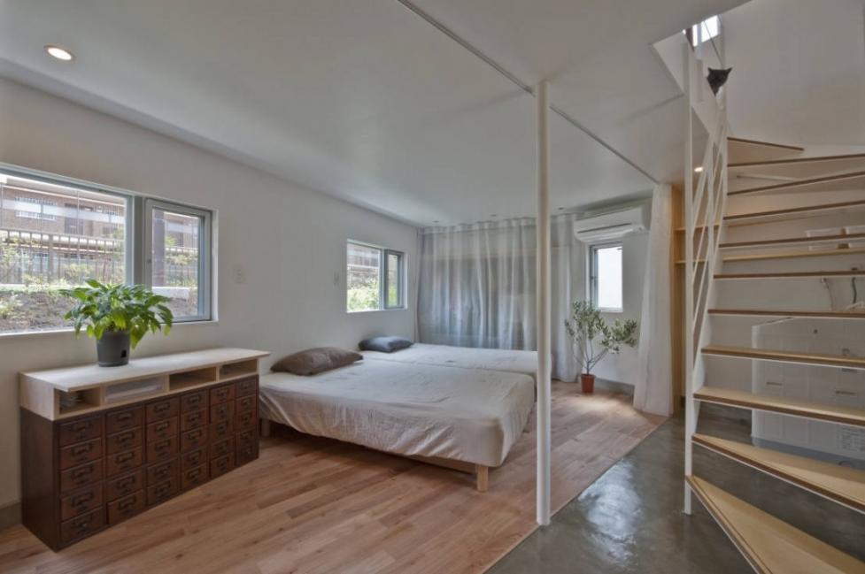 casa pequeña- interior