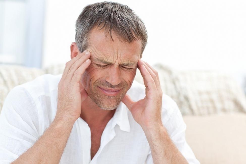 Detener las migrañas de manera inmediata y natural - dolor de cabeza