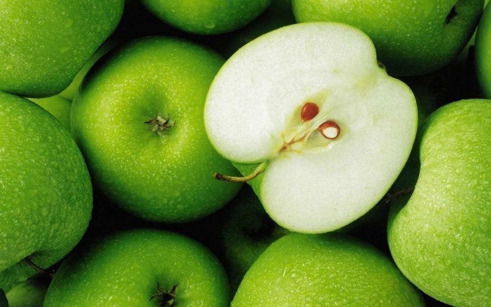 alimentos que alcalinizan nuestra sangre- manzana