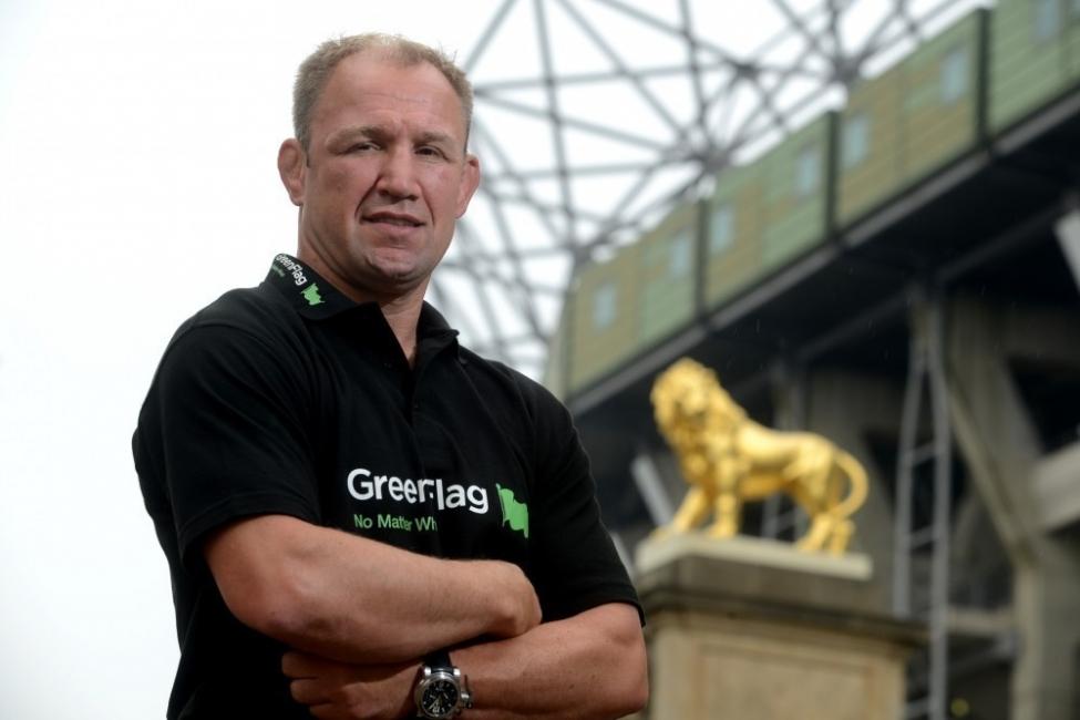 Neil Back, exjugador de rugby