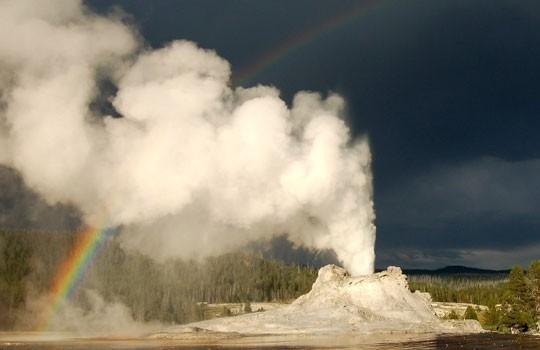 Parque naciona de Yellowstone