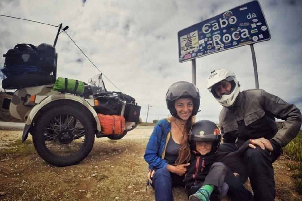 viajar con un niño pequeño- portugal
