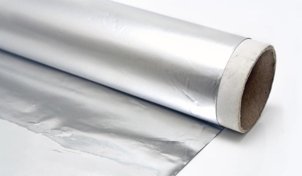 papel aluminio para cocina solar casera