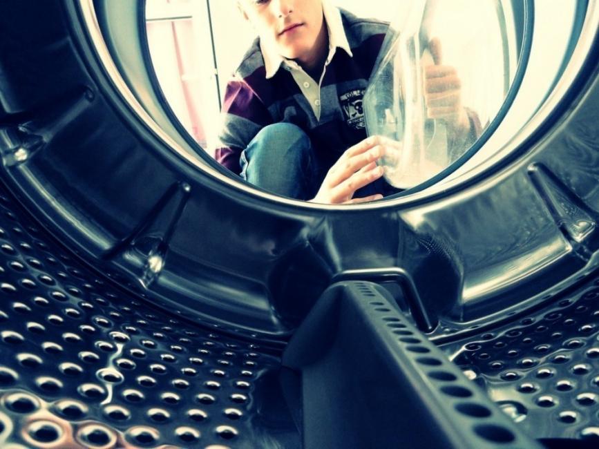 limpiar lavadora- moho- consejos