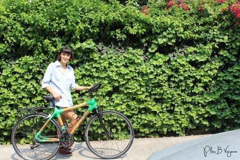 plan b viajero- bicis de bambu