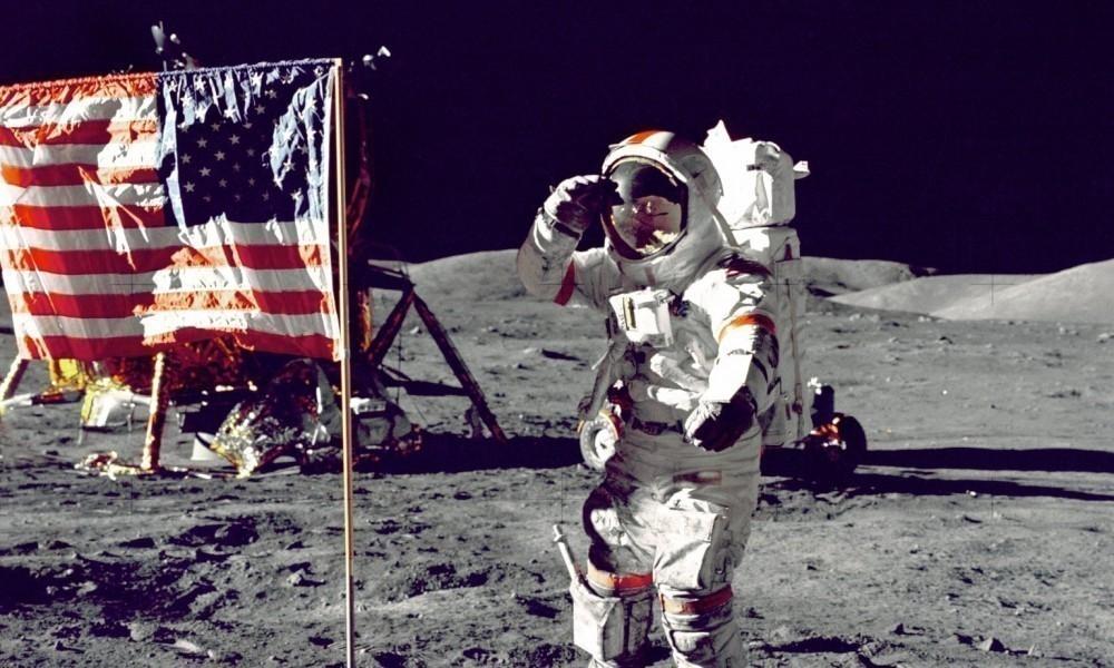 curiosidades sobre la luna- llegada del hombre a la luna